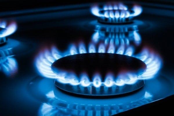 La mise en service du gaz