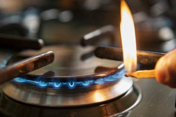 Frais mise en service gaz