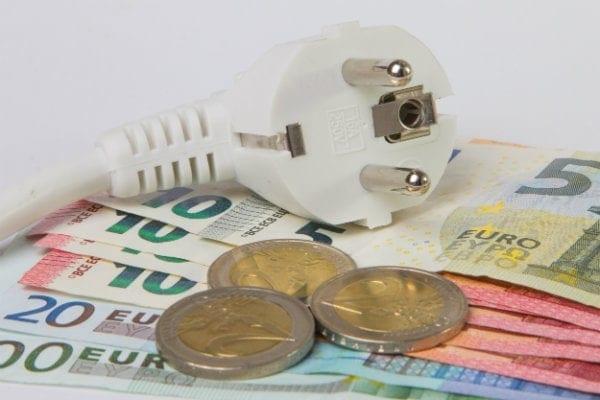 Frais résilier contrat électricité