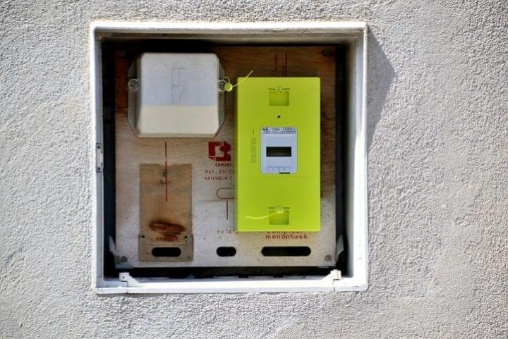 Installation Compteur Linky Exterieur