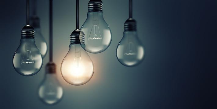 Première mise en service de l'électricité