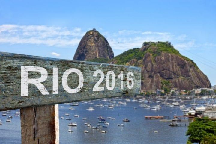 Les JO à Rio de Janeiro