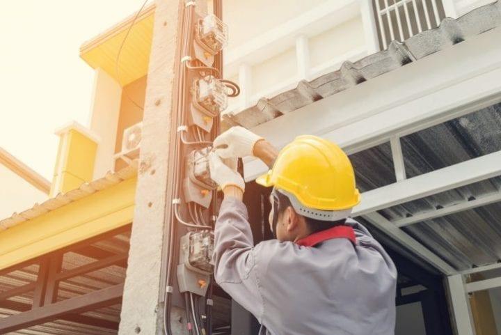 Mise en service EDF pro