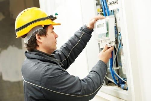 Déplacer compteur électrique