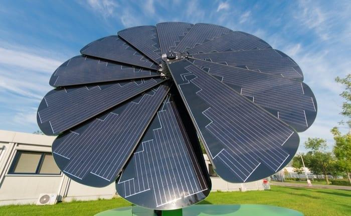 La Smartflower Et Les Innovations Energetiques Edf