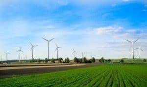 paysage éolienne