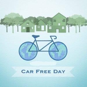 vélo, journée sans voiture, écologie