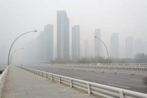 La pollution atmospéhrique