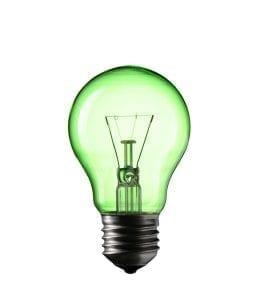 vert électrique