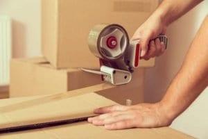 Emménagement et ouverture du compteur