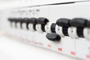 Mise en service électricité coupure
