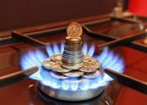 coefficient consommation gaz