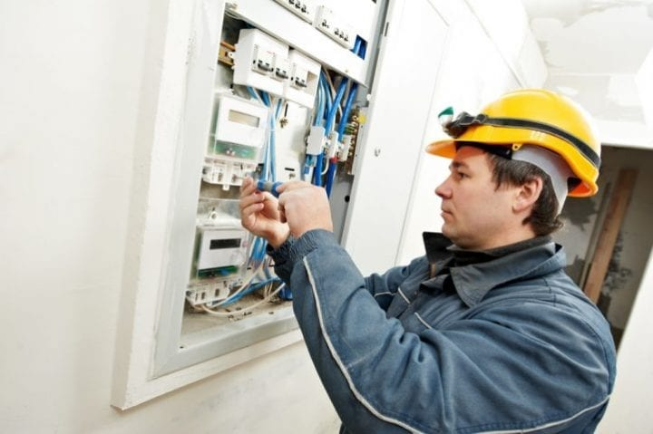 mise en service compteur EDF