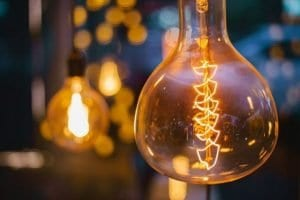 électricité pas coupée