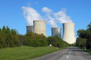 Vattenfall centrale nucléaire
