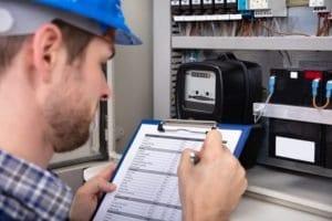 technicien fourniture électricité