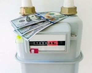 frais mise en service gaz pro