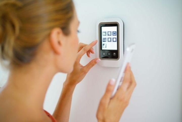 Thermostat connecté Sowee