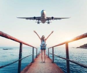 avion électrique voyage