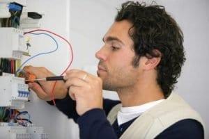 Mise en service électricité