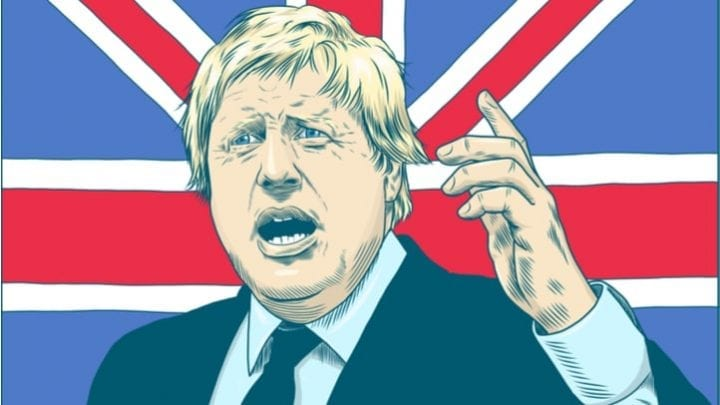 boris johnson climato-sceptique