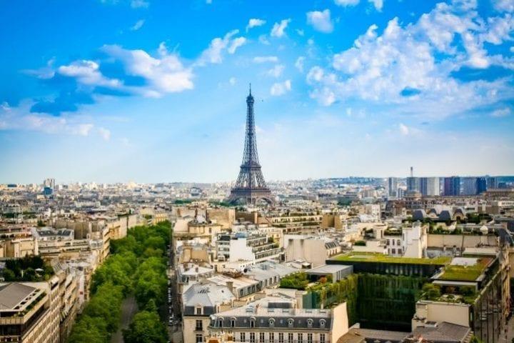 Paris état d'urgence climatique
