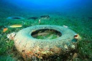 pollution profondeurs océan