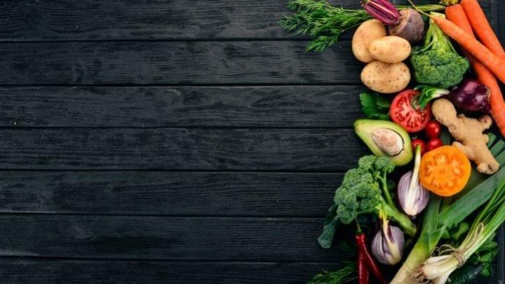 alimentation végétarien