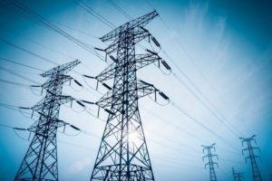 réseau électrique EDF
