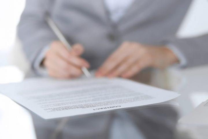 signer contrat edf