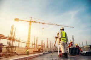 Ouverture compteur de chantier