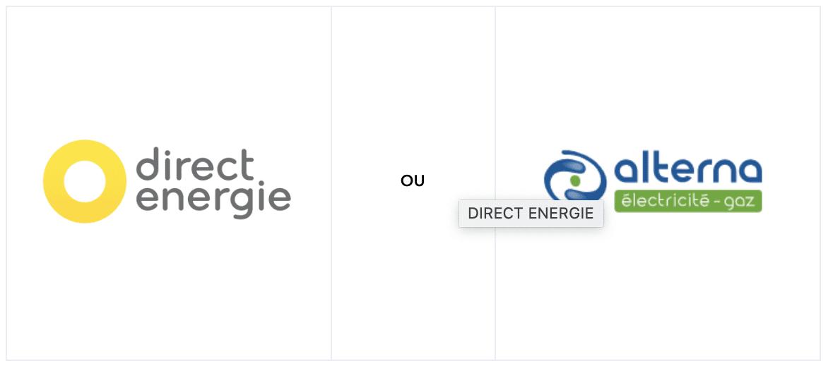 Direct Energie ou Alterna