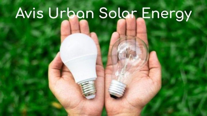 Avis Urban Solar Energy