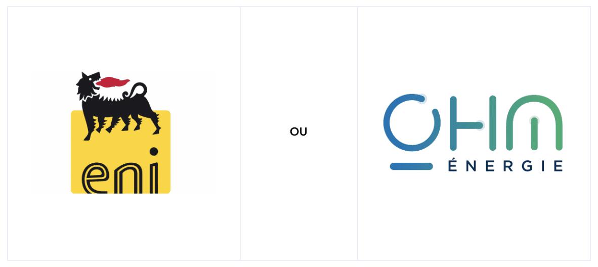 Eni ou Ohm Energie