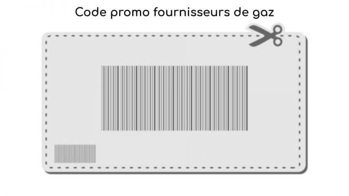 code promo fournisseurs de gaz