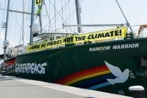 Comparateur électricité verte Greenpeace