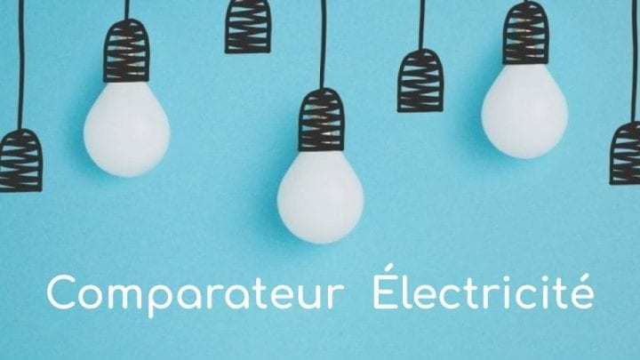 Comparateur électricité
