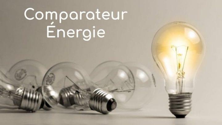 Comparateur énergie