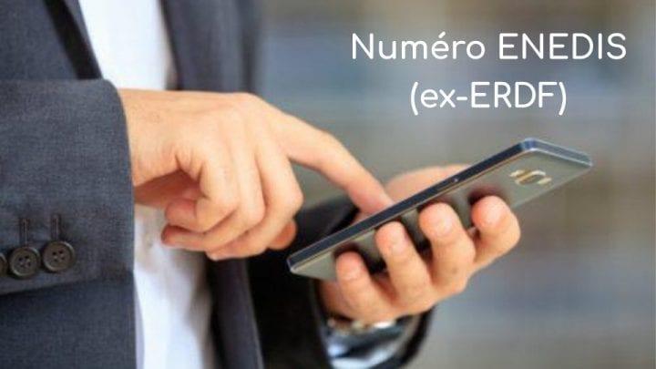numéro ERDF