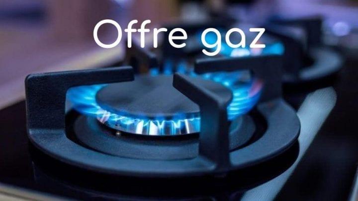 offre gaz