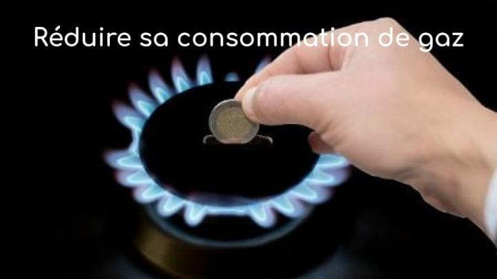 Reduire sa consommation de gaz