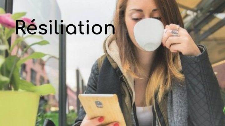 Résiliation EDF par téléphone