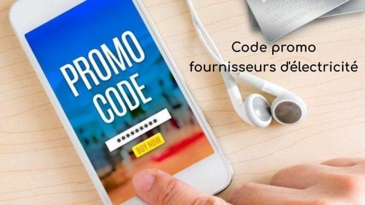 code promo fournisseur électricité