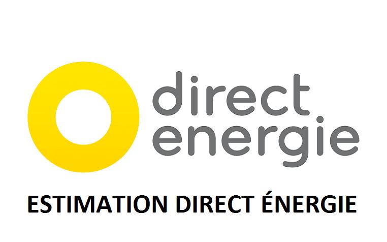 Estimation Direct Énergie