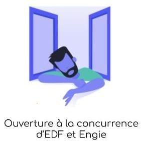 Ouverture à la concurrence d'EDF et Engie