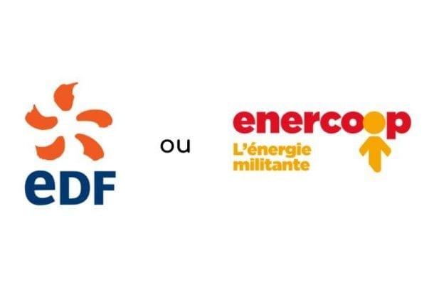 Comparatif EDF Enercoop