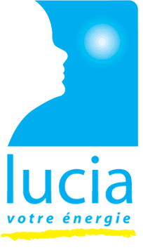 Lucia Energie logo