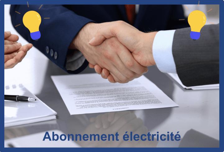 abonnement électricité
