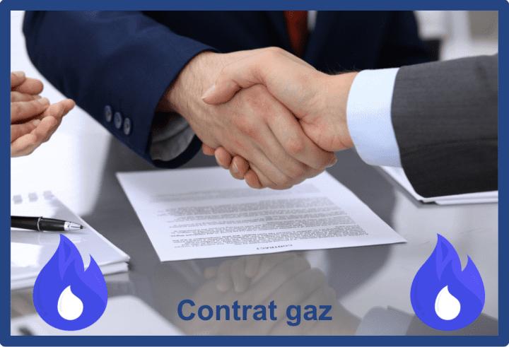 contrat gaz