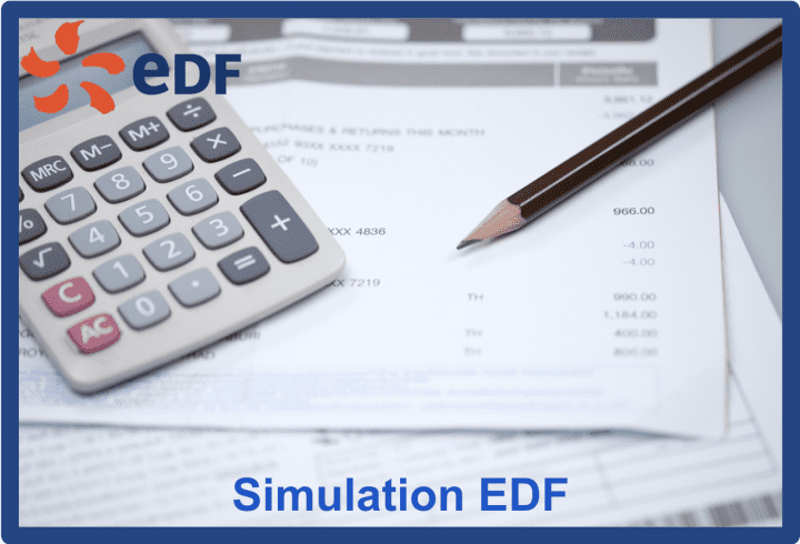 simulation edf